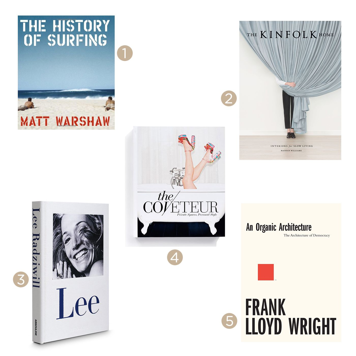 Coffee Table Books By Color The Best Prints To Pair With Them Gray Malin