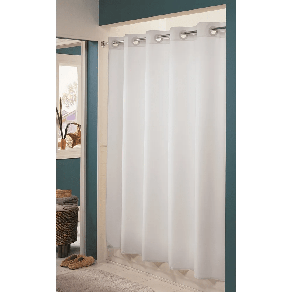 evolon shower curtain nylon 71 x74