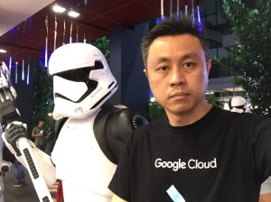 Google Cloud Shirt