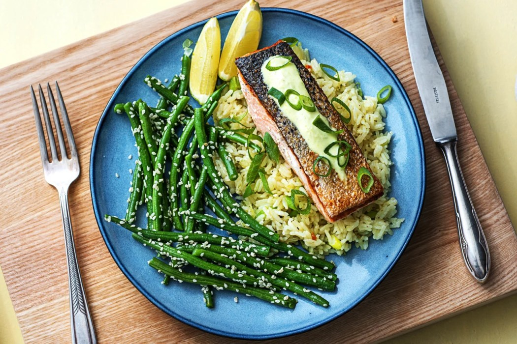 Wasabi-Zinger-Salmon-seafood-HelloFresh