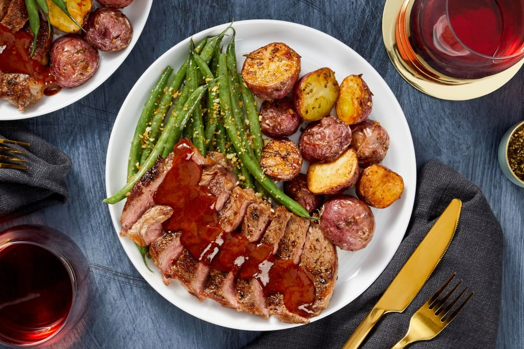 HelloFresh-holiday recipes-Steakhouse-Sirloin
