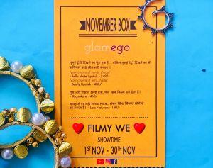 November GlamEgo Box