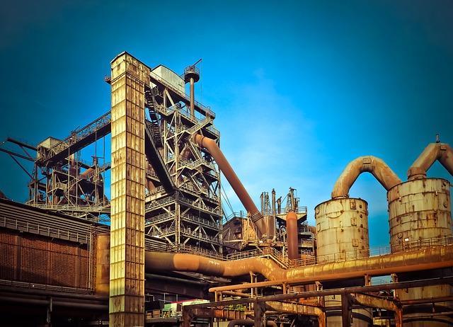 steel industry jamshedpur