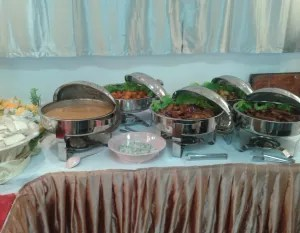 Penang Evening Hi-Tea Buffet Catering in Penang Road - Dishes