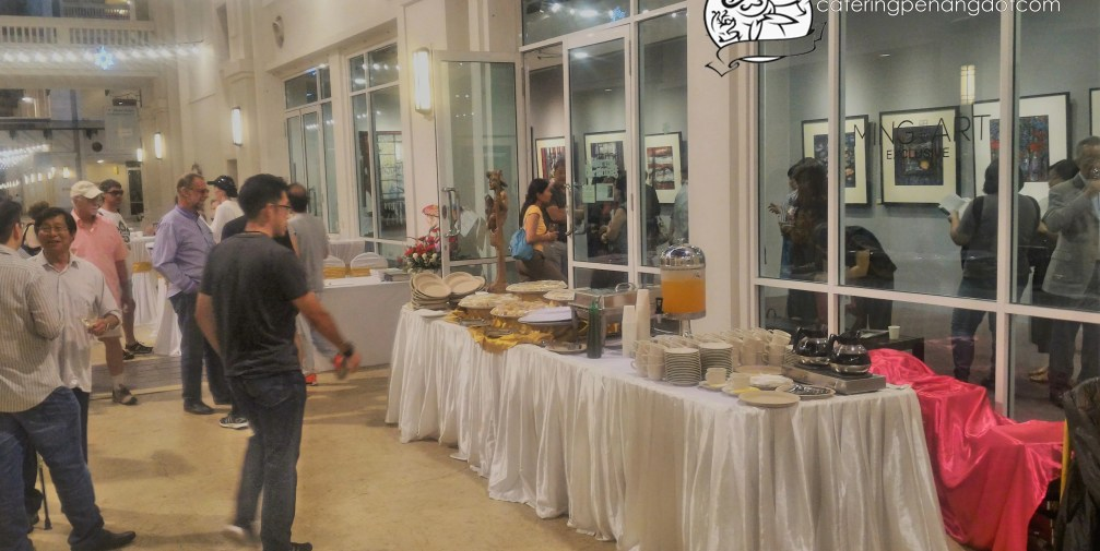 Buffet catering in Penang