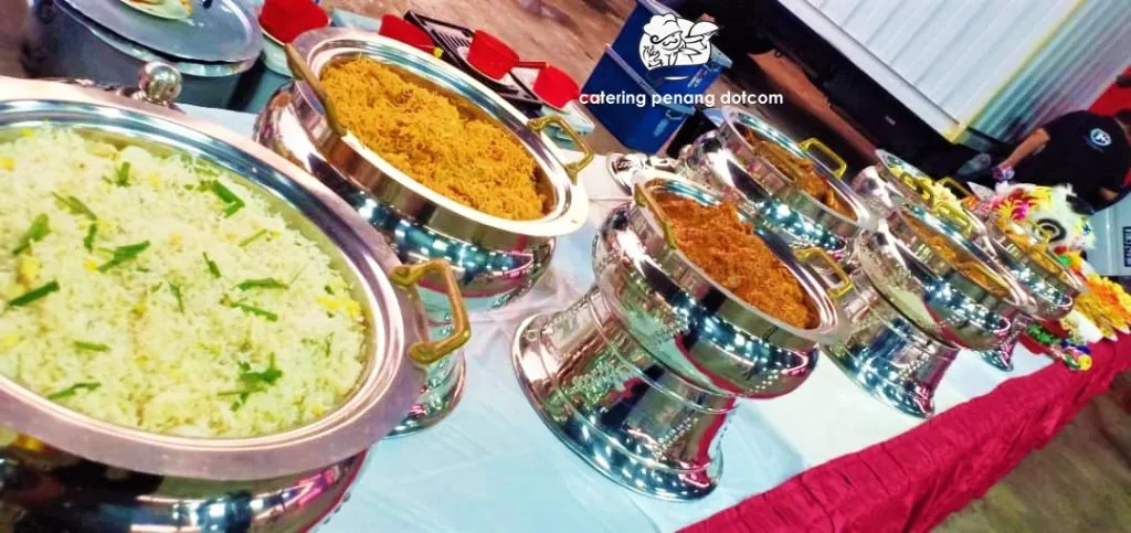 Malaysian catering