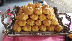 Law Firm Opening Ceremony Cream Puffs
