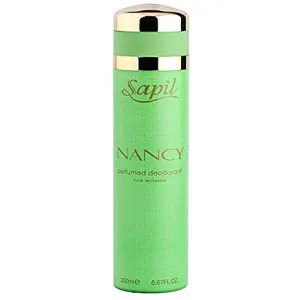Sapil Nancy Deodorant (Imported From U.A.E) Deodorant Spray - For Women (200 ml)
