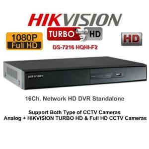 HIKVISION Turbo-HD DVR 16 Channel 1080p | Hubtechshop Nairobi Kenya