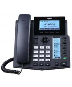 Fanvil X5 ­ Executive ​Desk Phone