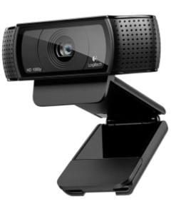 Logitech C920 HD Pro Webcam for Windows, Mac, and Chrome OS