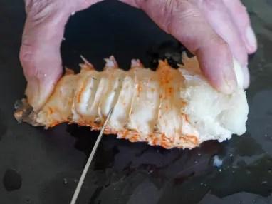 Terrine de langouste o petit marseillais - Cuisiner des queues de langouste ...