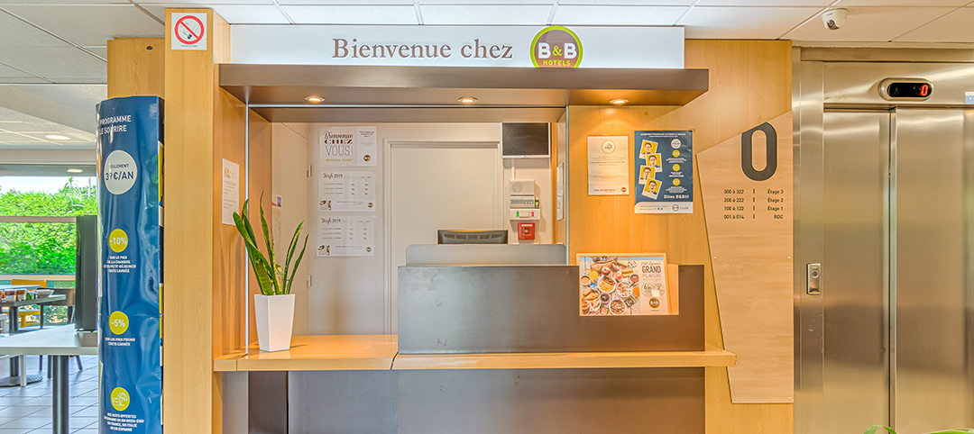 b b hotel in salon de provence in der