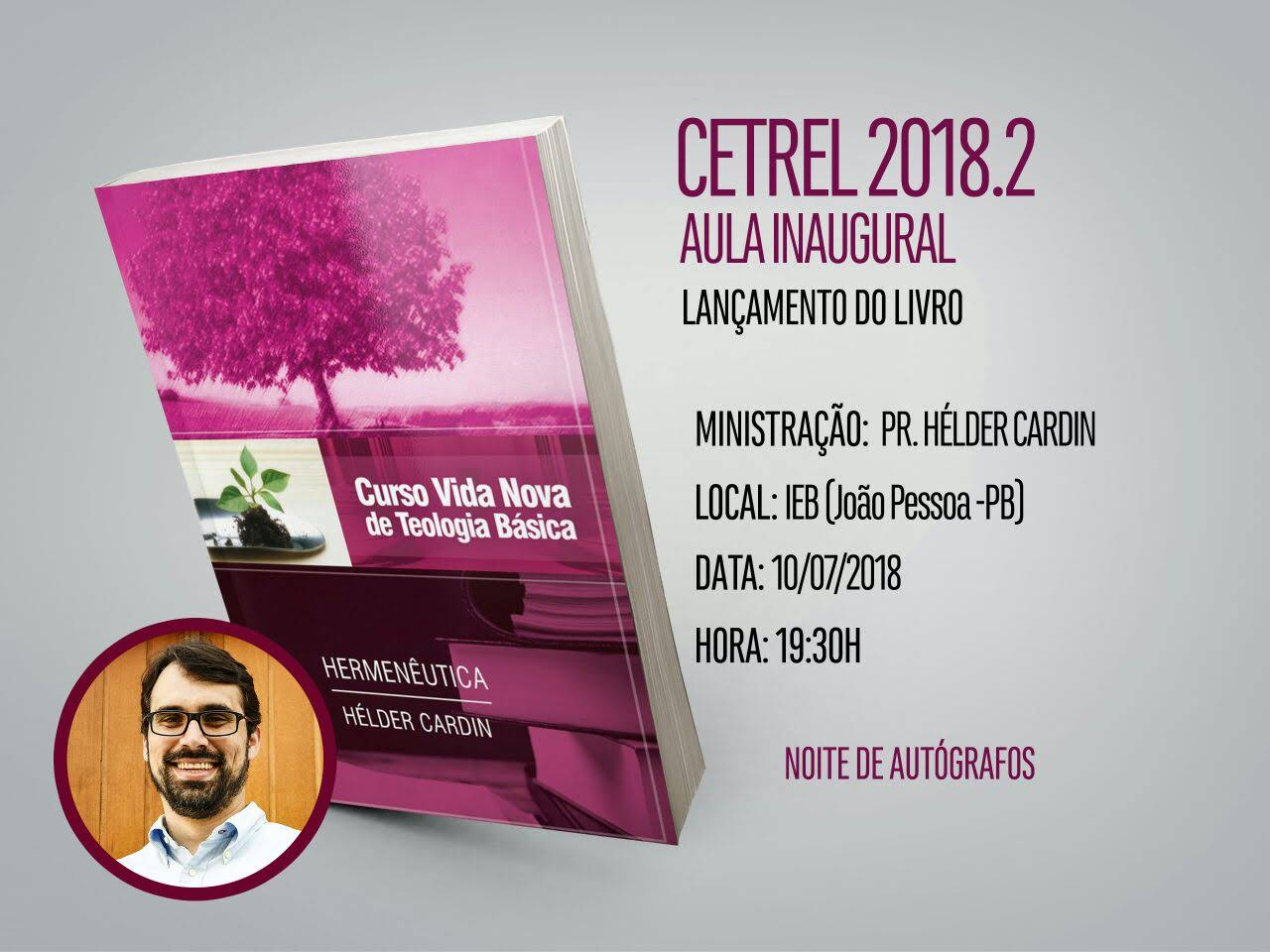 CETREL 2018.2 - AULA INAUGURAL 7