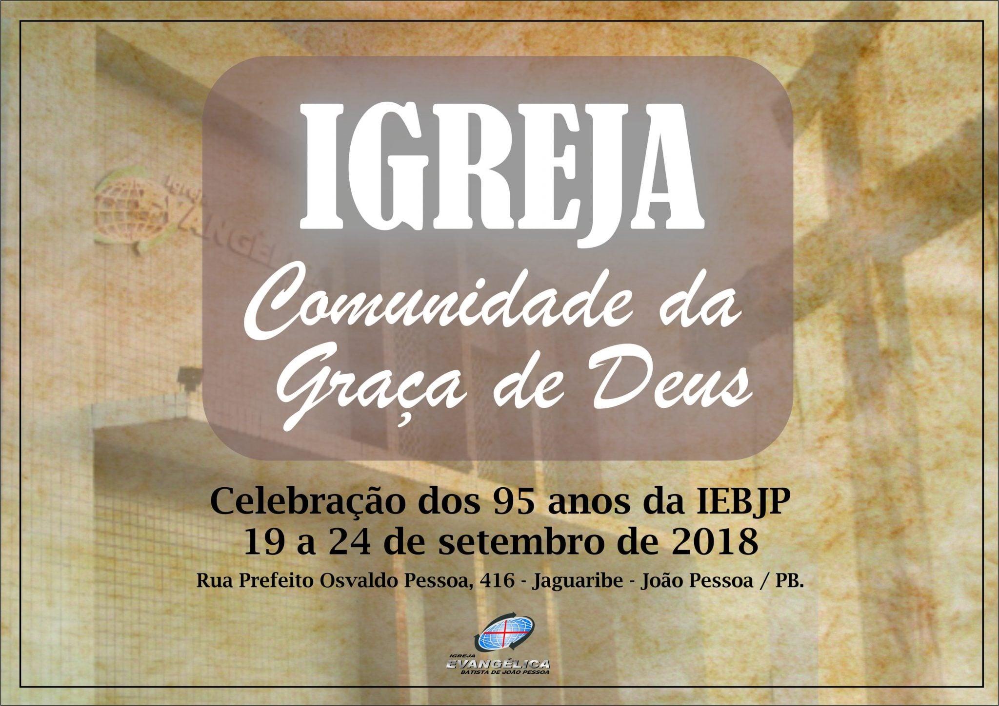 Aniversário da Igreja Evangélica Batista de João Pessoa 7