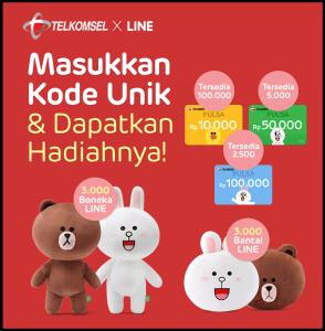 Telkomsel_X_Line_Lucky_Chance_Event_ctj926