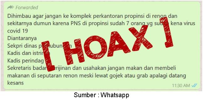 hoax dibali 1