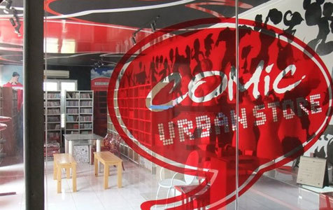 Comic Cafe