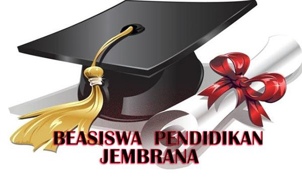Beasiswa Pendidikan Mahasiswa Jembrana Periode I Tahun 2018
