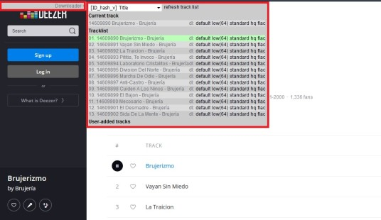 download deezer box