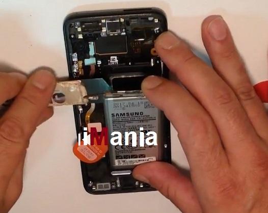 rimuovere batteria galaxy s8 imania varese assistenza