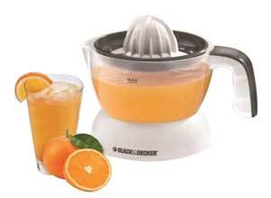 Black & Decker CJ200-B5 30W Citrus Juicer