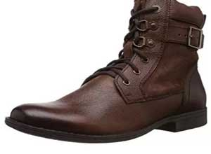 Alberto Torresi Men's Leather Boots