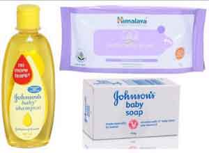 Baby Care Products at Upto 50 % off