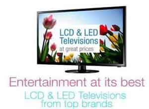 Televisions upto 48% off
