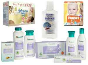 Baby Care Products- upto 50% off