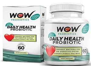 Wow Probiotics