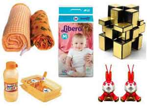 Baby Diapers Bedding & Toys Upto 90% Cashback
