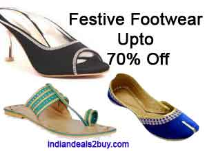 Womens Footwear Upto 70% Off
