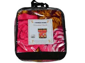 Bombay Dyeing Rosebud Single Quilt
