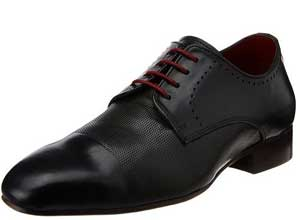 Alberto Torresi Men's Leather Formal Shoes