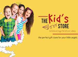Kids Store Upto 60% Off