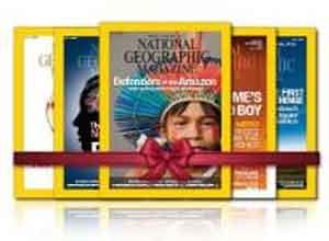 National Geographic Magazine - Set