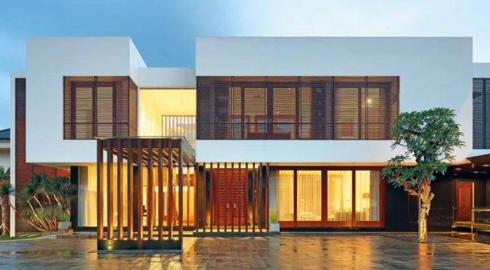 Modern Indonesia Houses