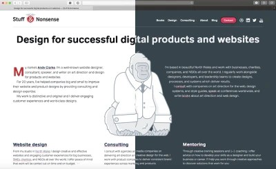 Redesigning your product and website for dark mode