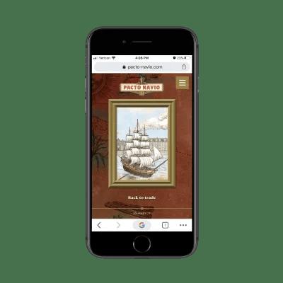 Pacto-Navio storybook pages