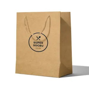 Kraft Paper Bag Image