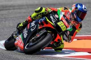 Iannone: come compromettere il lavoro di Aprilia in MotoGP