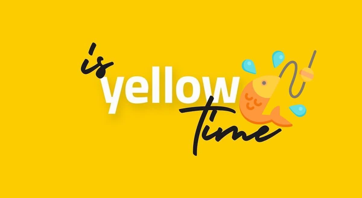 Yellow Mobile era un pesce d'aprile mal riuscito