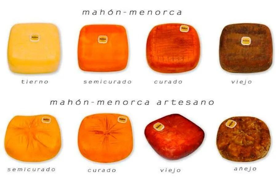 tipos-y-variedades-del-queso-mahon-menorca-El-Portal-del-Chacinado