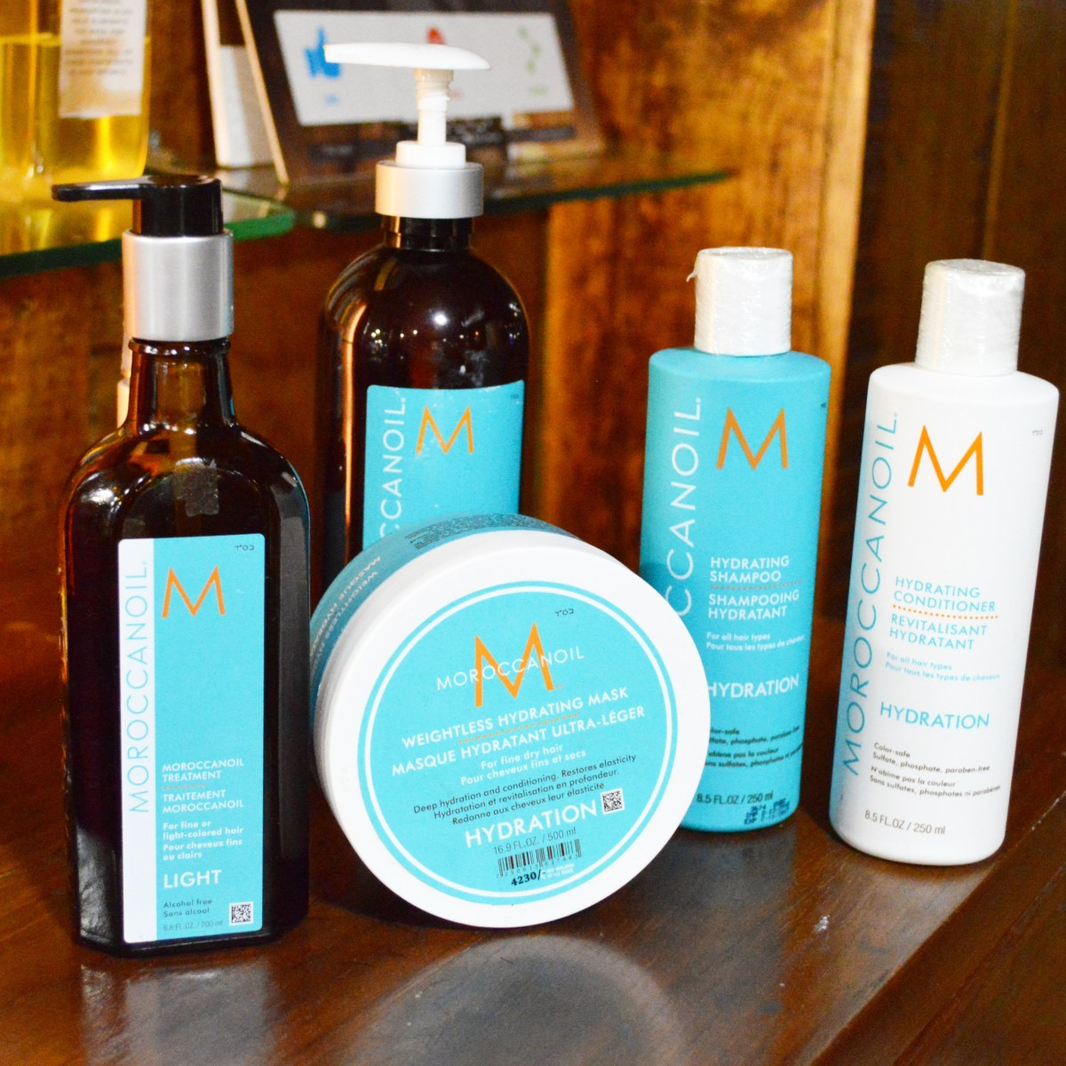 MoroccanOil Treatment At Alaya {Organic Spa and Salon In Delhi}