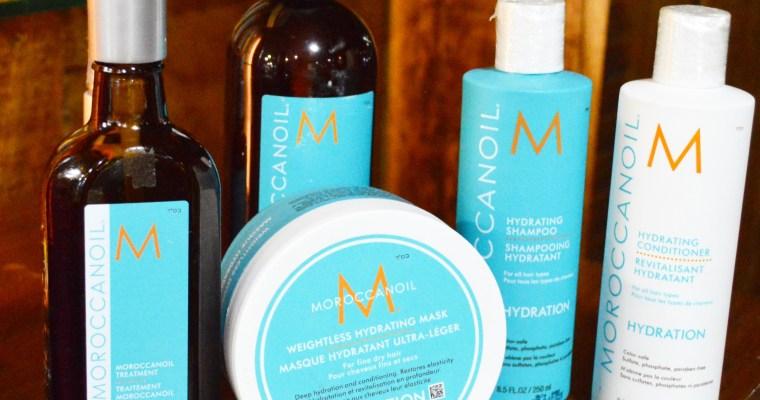 MoroccanOil Treatment At Alaya {Organic Spa and Salon In Delhi}