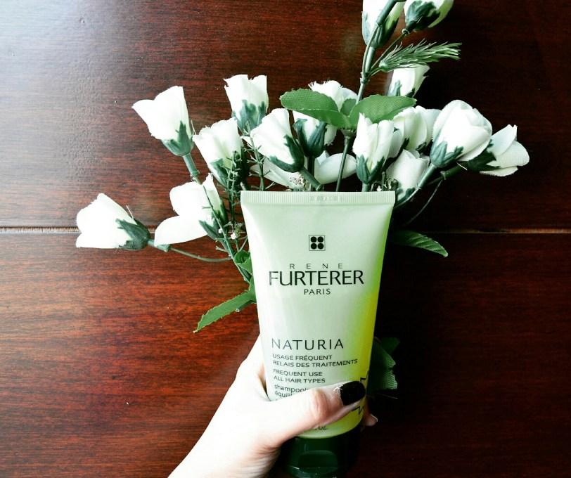 rene futerer naturia shampoo review
