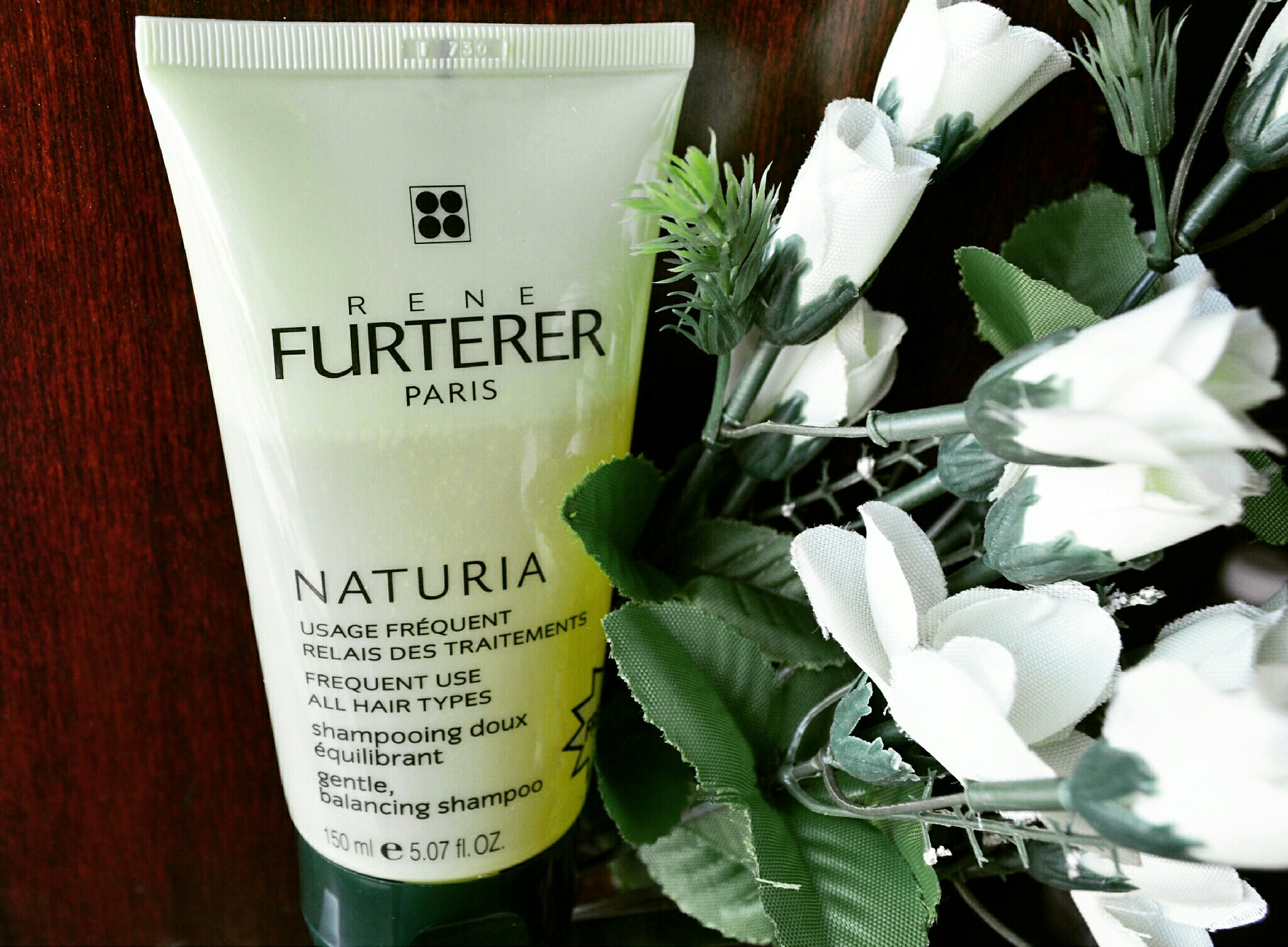 rene furterer naturia shampoo review. Black Bedroom Furniture Sets. Home Design Ideas