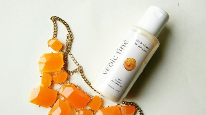 Vedic Line Fig And Honey Moisturizer Review