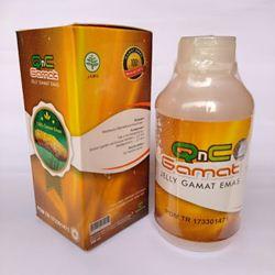 QnC Jelly Gamat Obat Kaki Pecah-pecah di Apotik